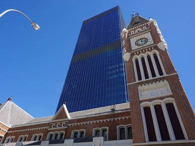 Old Town Hall in Perth - Englisch Sprachreise Australien